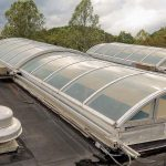 Repairing Retractable Barrel Vault | Gatlinburg, TN