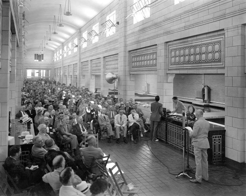 moffat opening 1937
