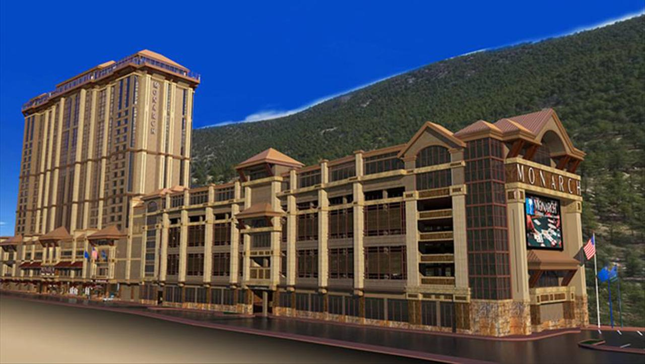 Monarch Casino rendering