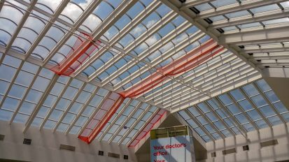 Quaker Bridge Mall | Skylight Inspection
