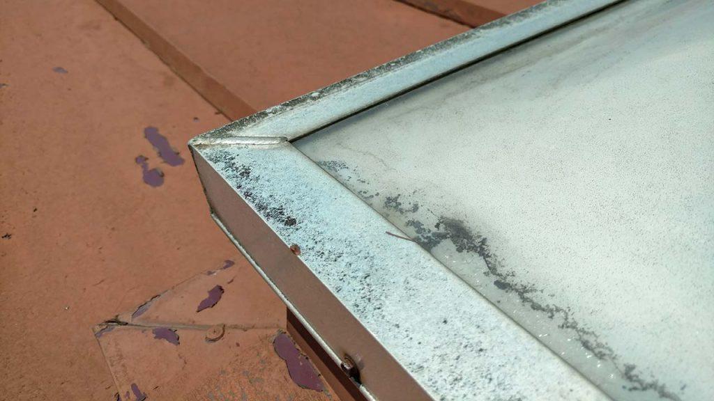 skylight inspection DoubleTree Harrisonburg 25472-135121919