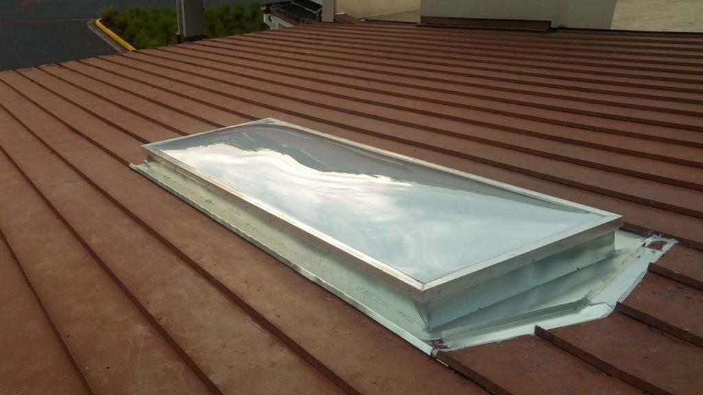 skylight replacement DoubleTree Harrisonburg 25472-192305280