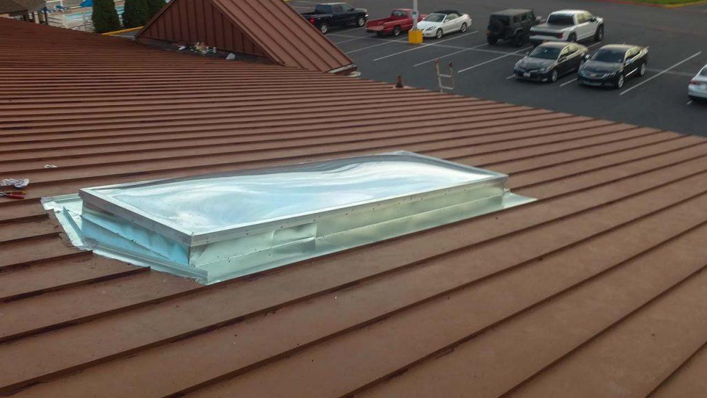 skylight replacement DoubleTree Harrisonburg 25472-192353509