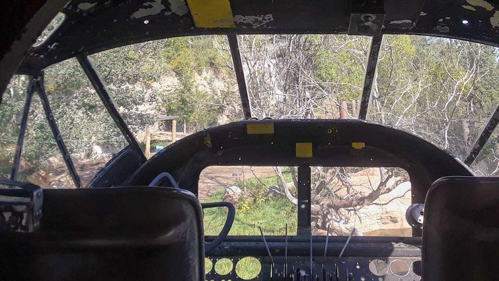 Cheyenne Mtn Zoo rhino overlook 27712-091618
