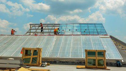 Quaker Bridge Mall | Skylight Replacement