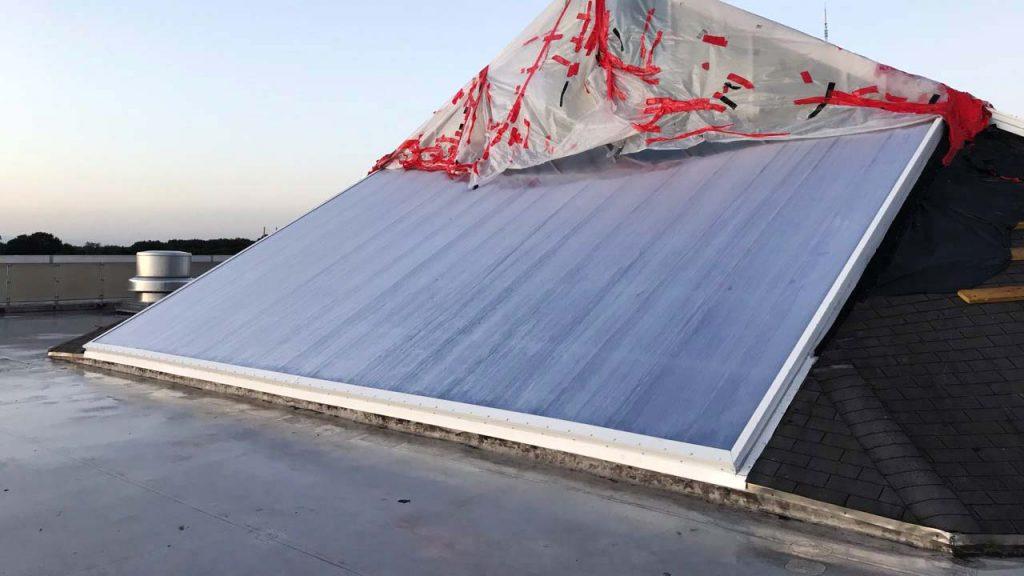 Quaker Bridge Mall skylight 24602-2162