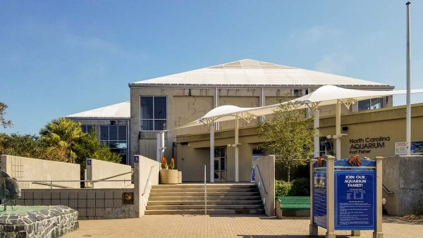 NC Aquarium at Fort Fisher | Roof Renovation