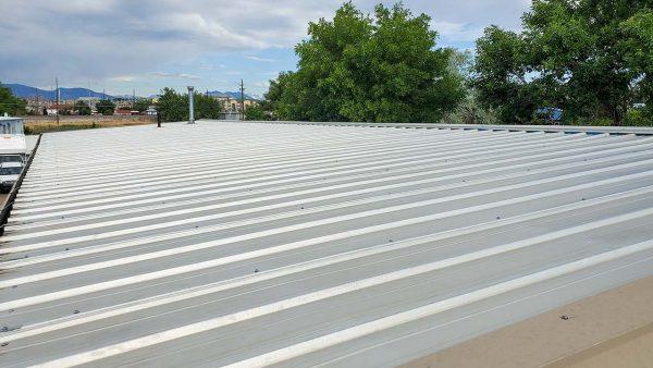 New Velux FCM Skylights   Metal Roof