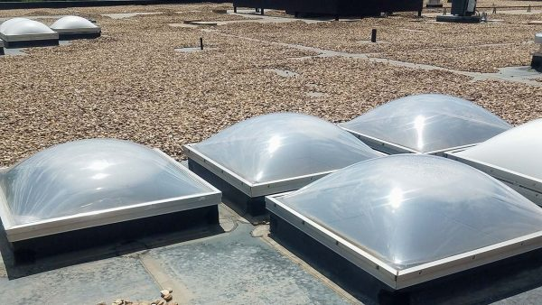 Dome Skylight Replacement   Goldberg Brothers
