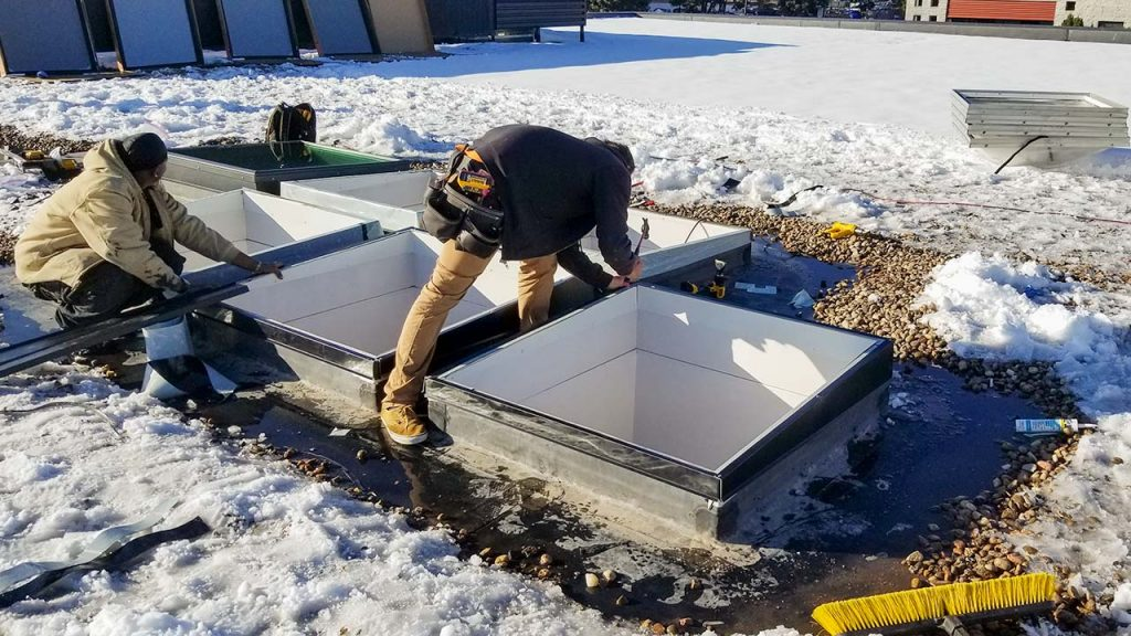 dome skylight replacement 8900-161417