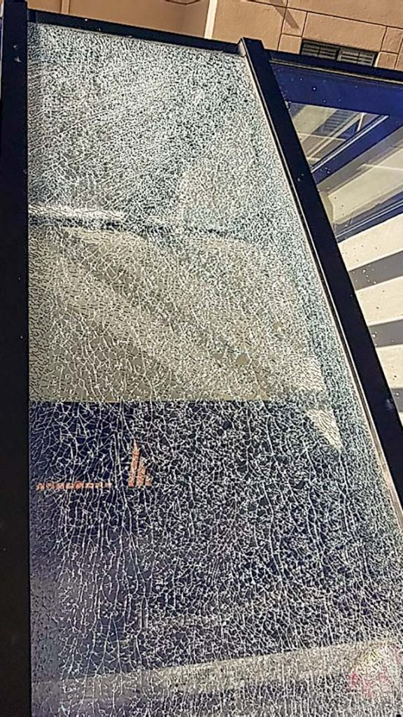 Hyatt House replace glass 30872-1
