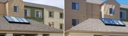 Glazing Replacement – Hyatt House