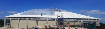 NC Aquarium at Fort Fisher | Roof Renovation