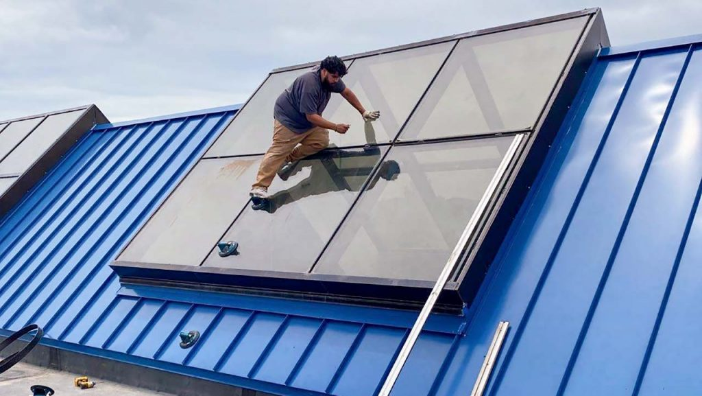 skylight repair 30648-3