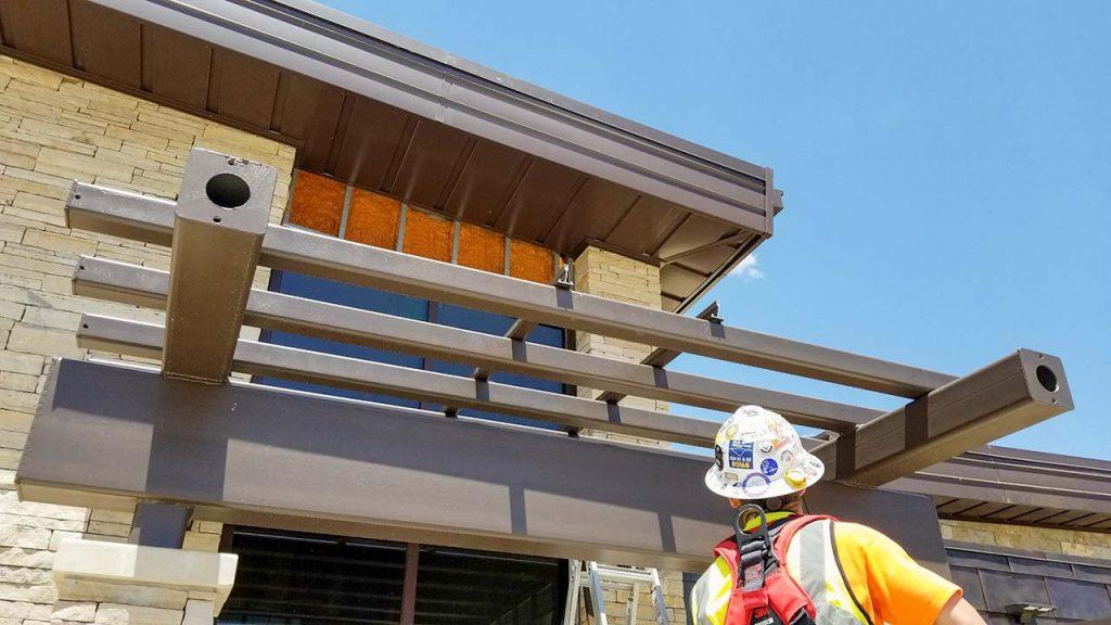 CPI Daylighting U Lite canopy 30588-2