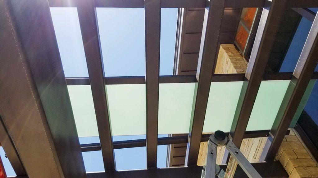 CPI Daylighting U Lite canopy 30588-5