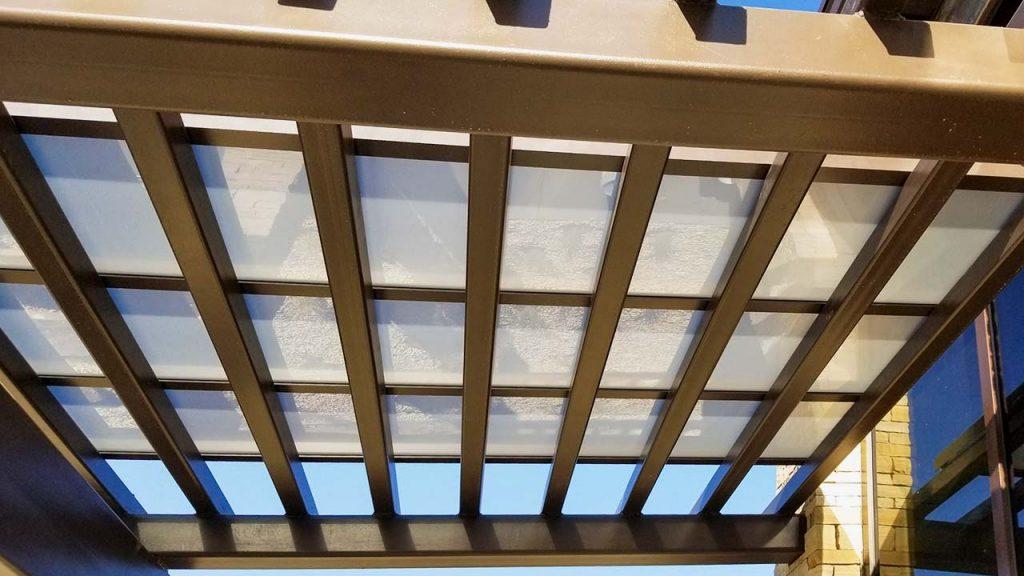 CPI Daylighting U-Lite canopy 30588-9
