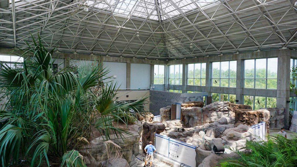 NC Aquarium Ft Fisher skylights 28713-24
