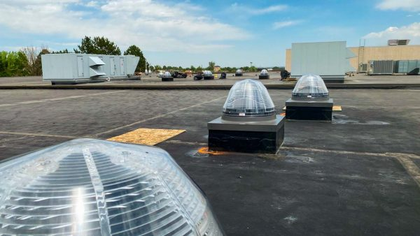 Velux Sun Tunnels | Collegiate Academy of CO