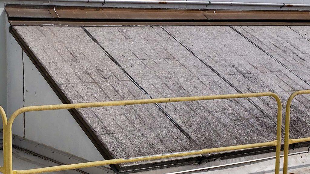 replace Proctor Gamble failed fiberglass skylight 30019-8