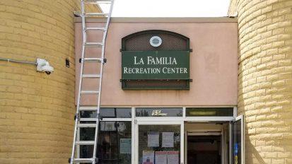 La Familia Rec Center Skylight Replacement