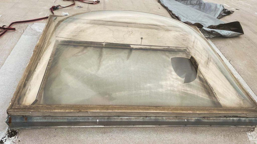 Velux Dynamic Dome replacement 30919-2