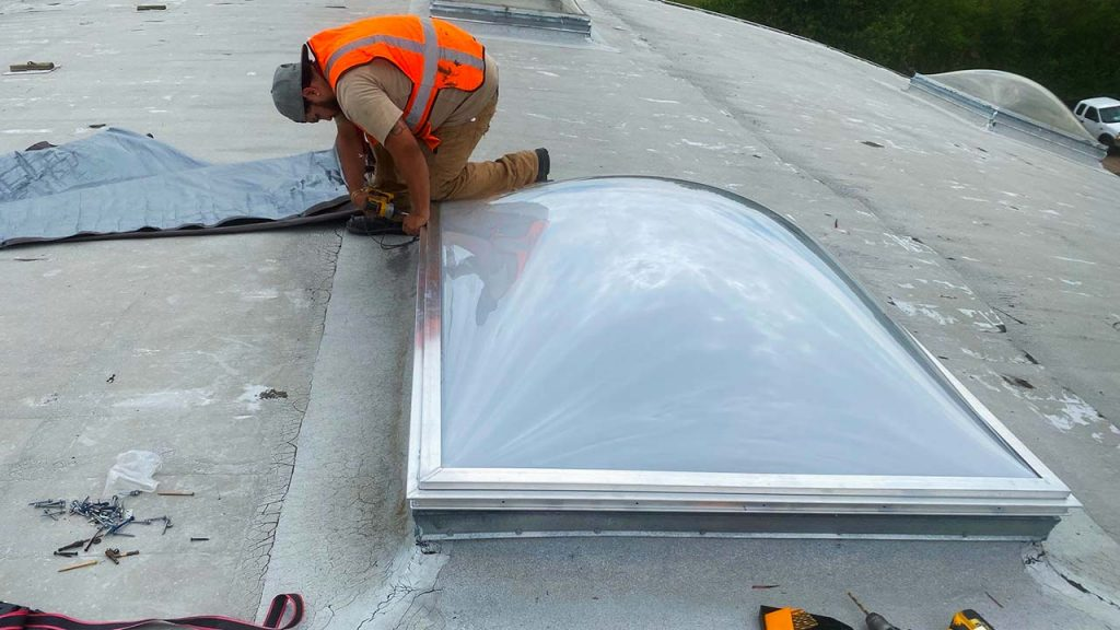 Velux Dynamic Dome replacement 30919-3