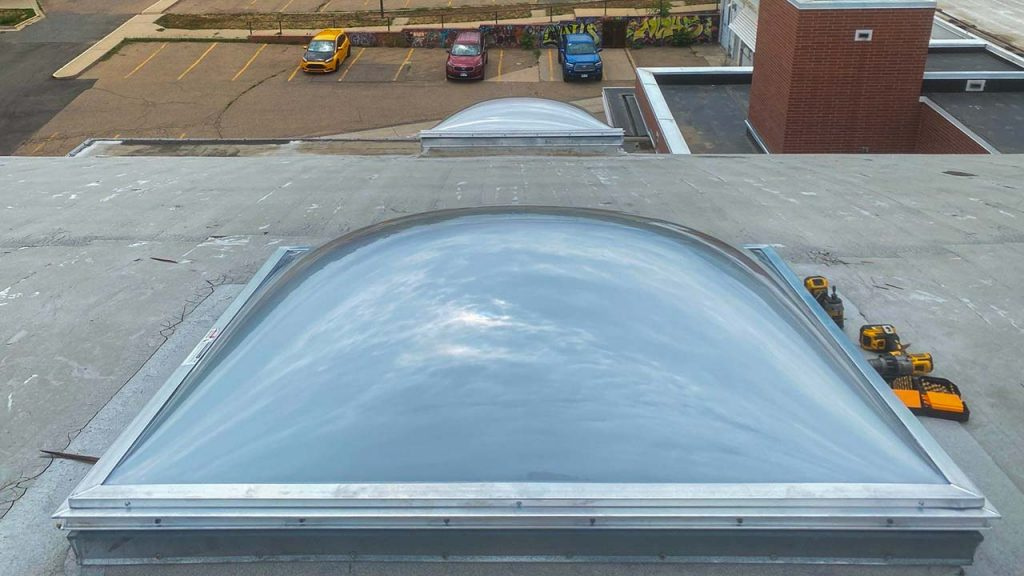 Velux Dynamic Dome replacement 30919-4