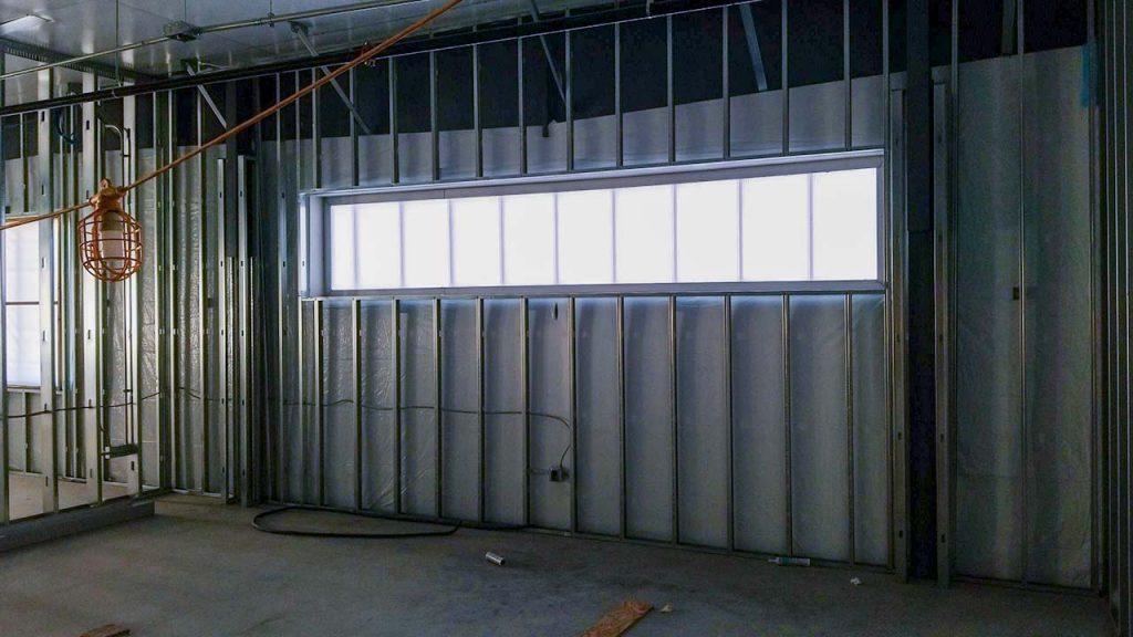 wall light installation 30625-12