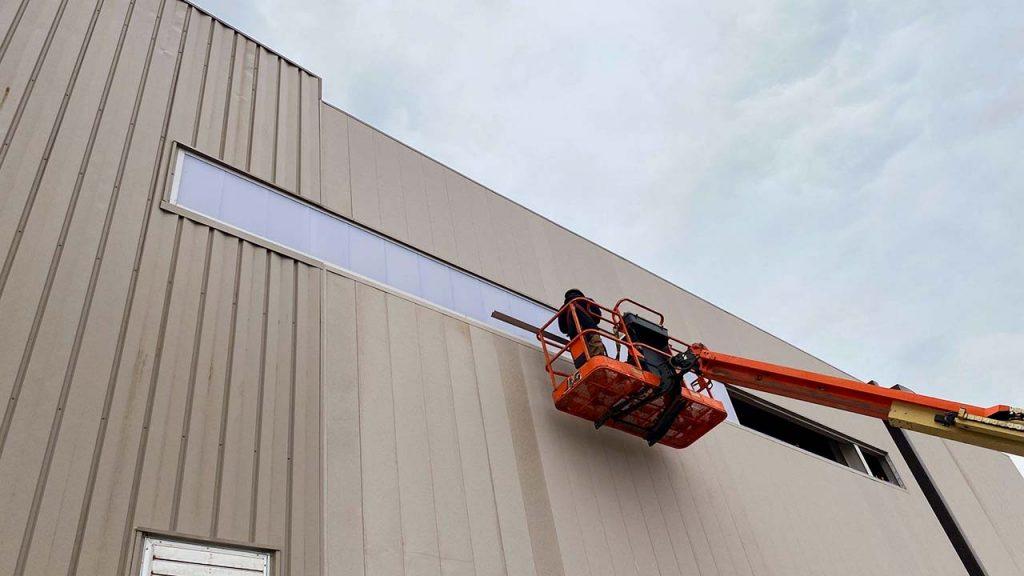 wall light installation 30625-23