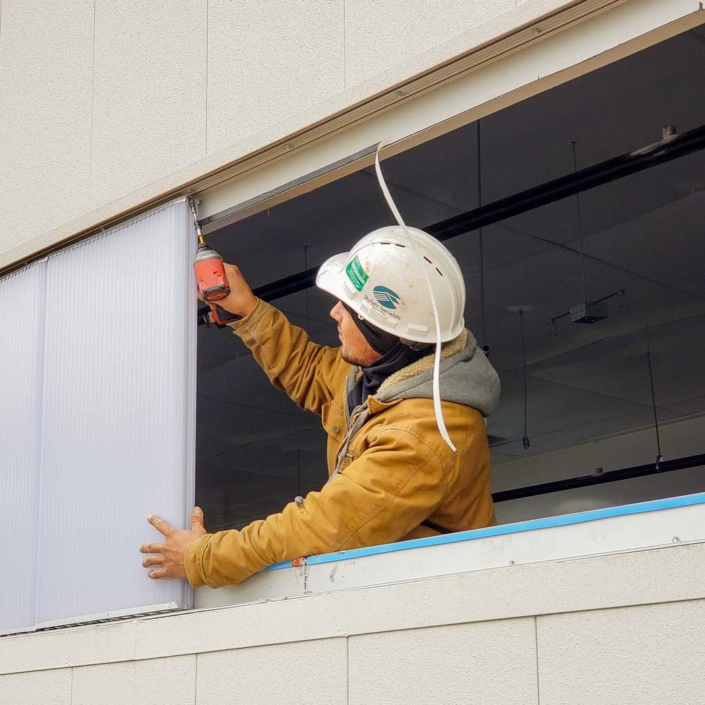 wall light installation 30625-27