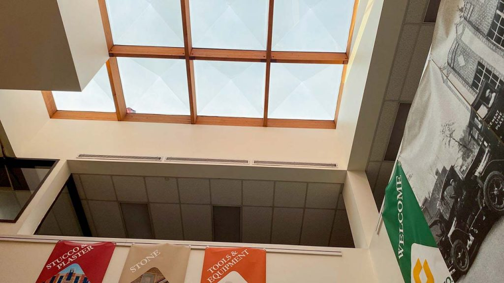 MAGS Bar retrofit cluster skylight 31537-16