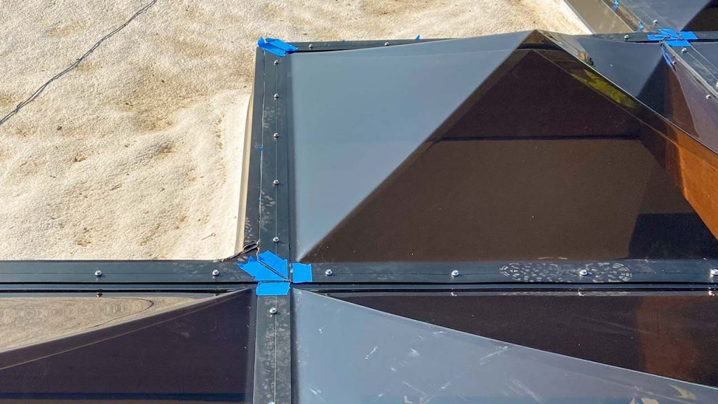 MAGS Bar retrofit cluster skylight 31537-19