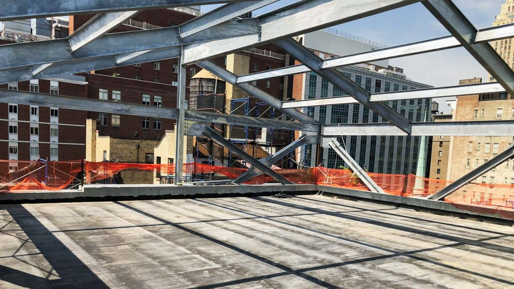 skylight installation rooftop 31786-169