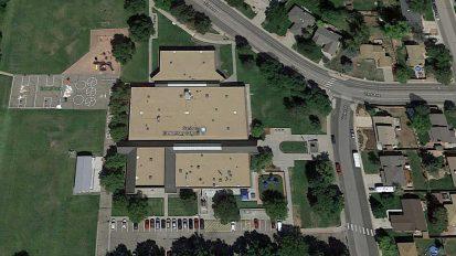 Saddle Ridge Skylights | Sandborn Elementary