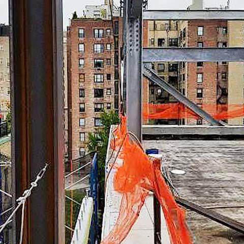 skylight installation rooftop 31786-1a