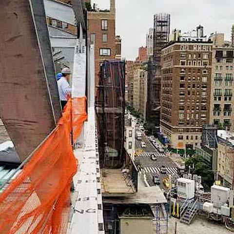 skylight installation rooftop 31786-2a