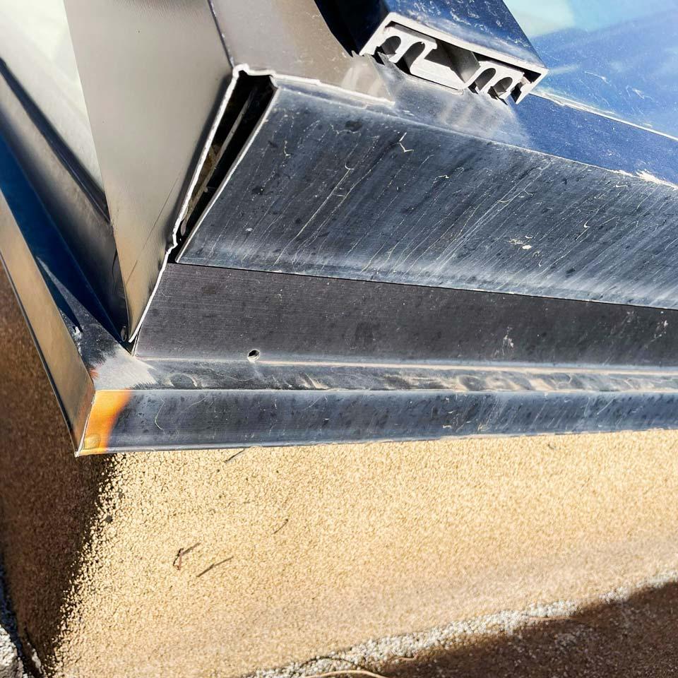 skylight replacement repair 32378-6