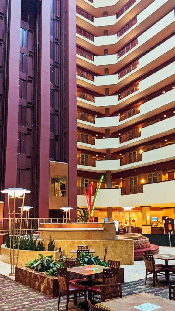 wet seal hotel skylight 32262-3