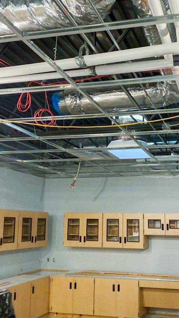 Bell MS Sun Tunnel install 31652-19