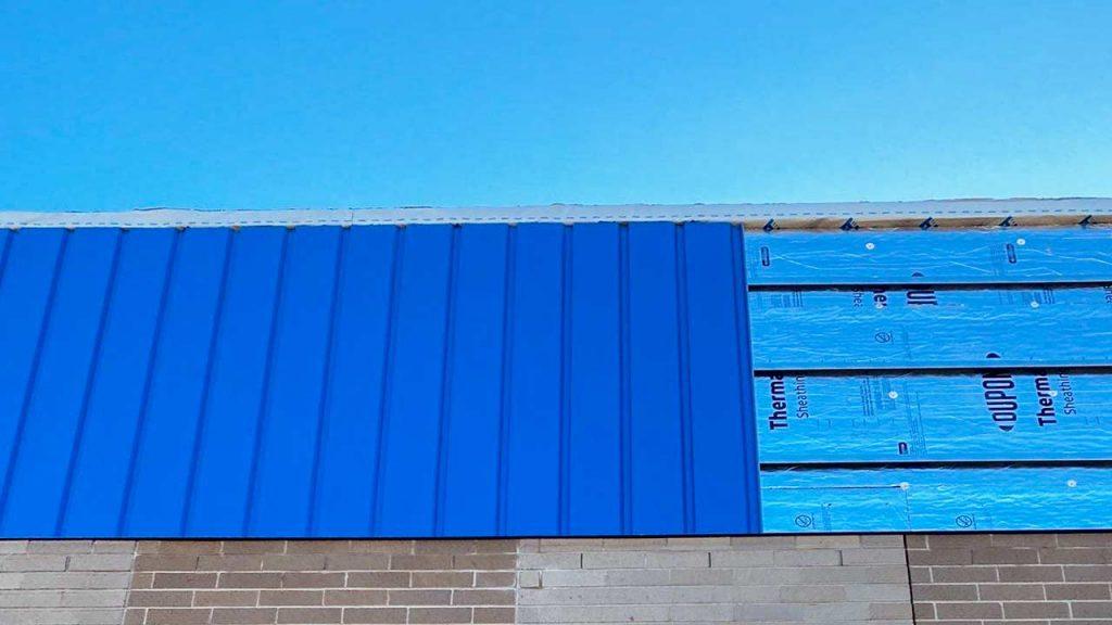 Centria wall panel installation 31577-14