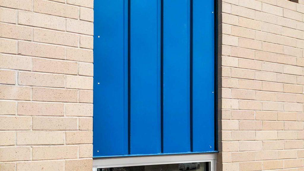 Centria wall panel installation 31577-20