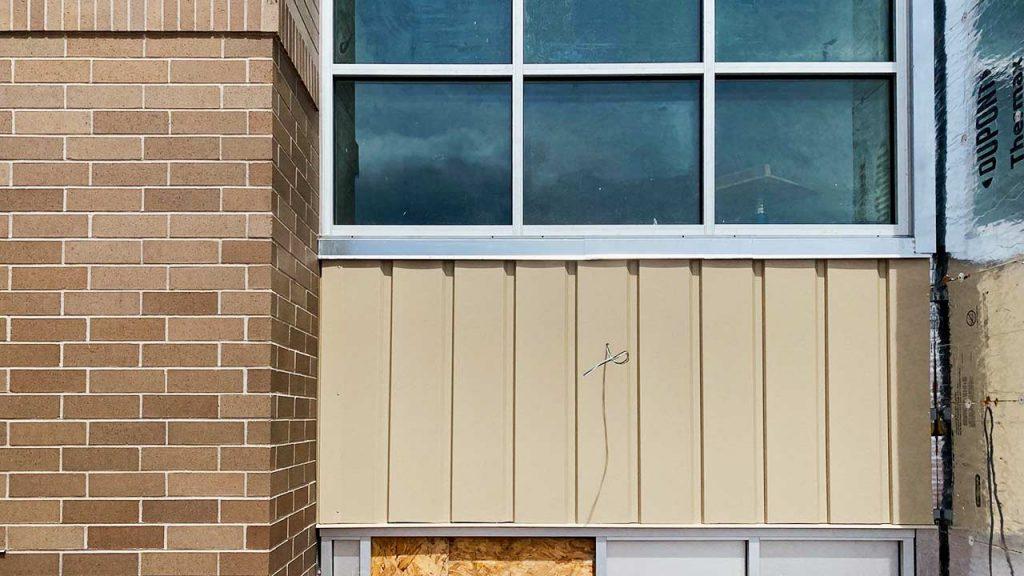 Centria wall panel installation 31577-22