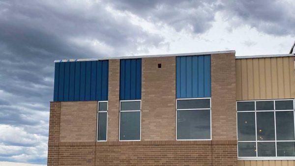 Centria Wall Panel Installation | Sleeping Giant PK8
