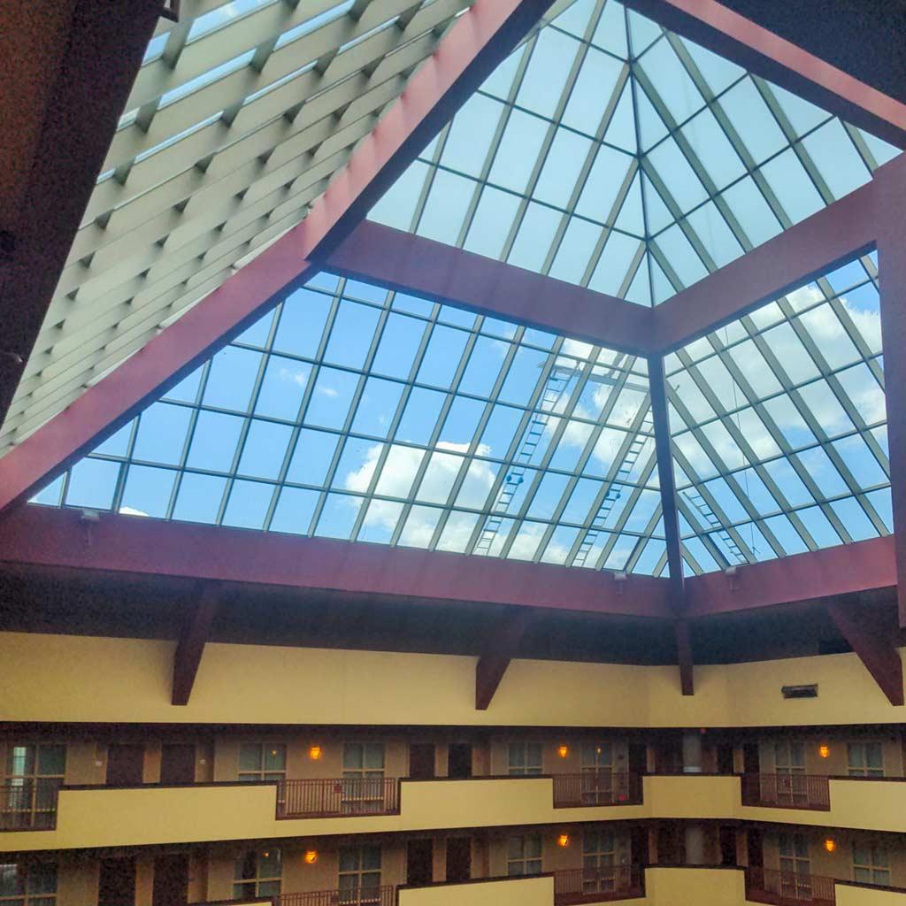 wet seal hotel skylight 32262-23